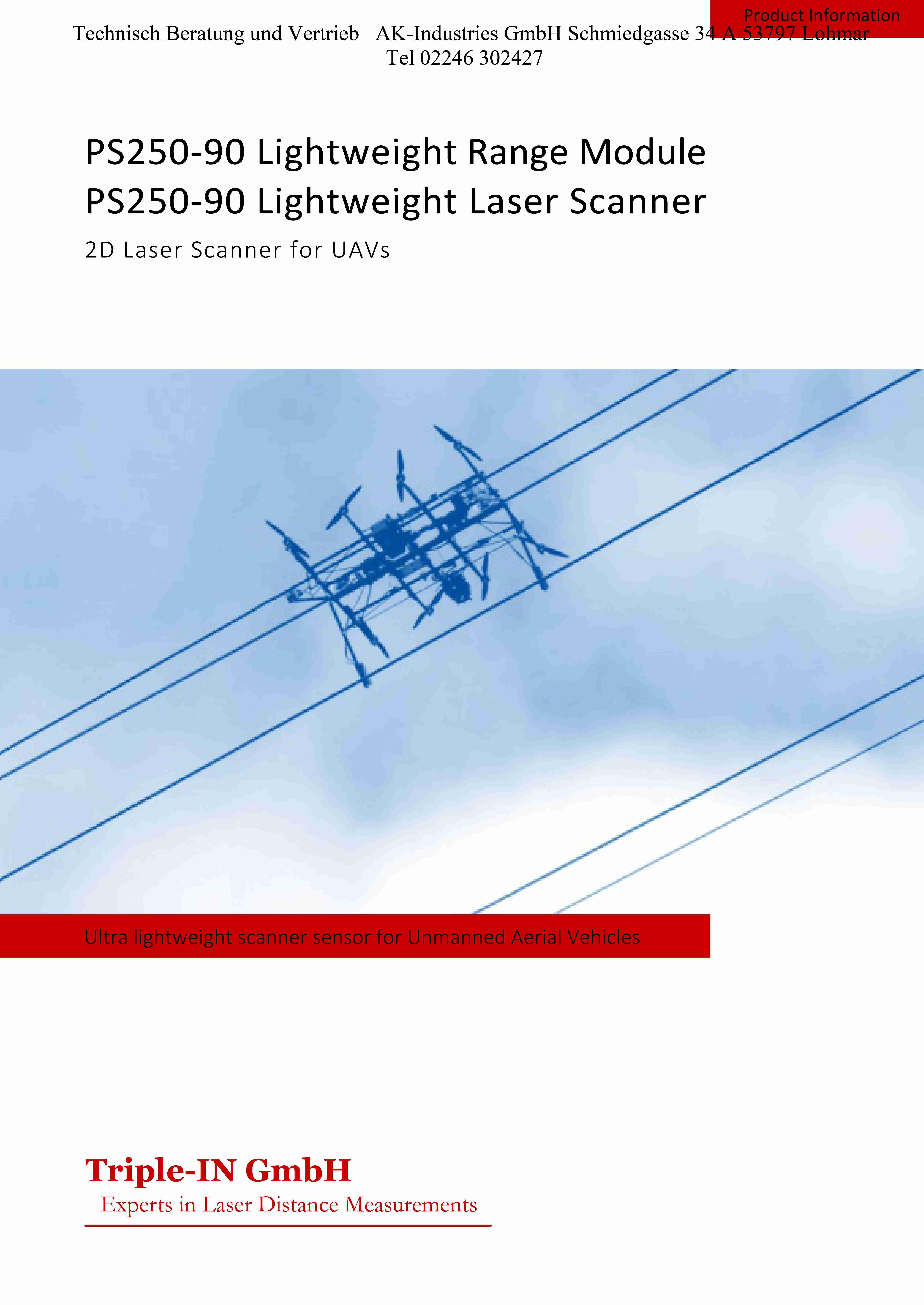 Lasersanner AK-Industries